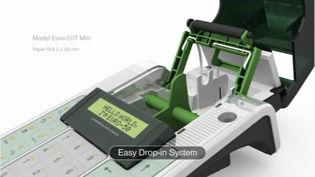 Download Elcom euro-50 mini.wmv