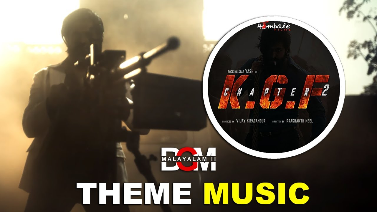 Download KGF Chapter 2 - Theme Music | Yash | Sanjay Dutt | Srinidhi Shetty | Prashanth Neel | Ravi Basrur