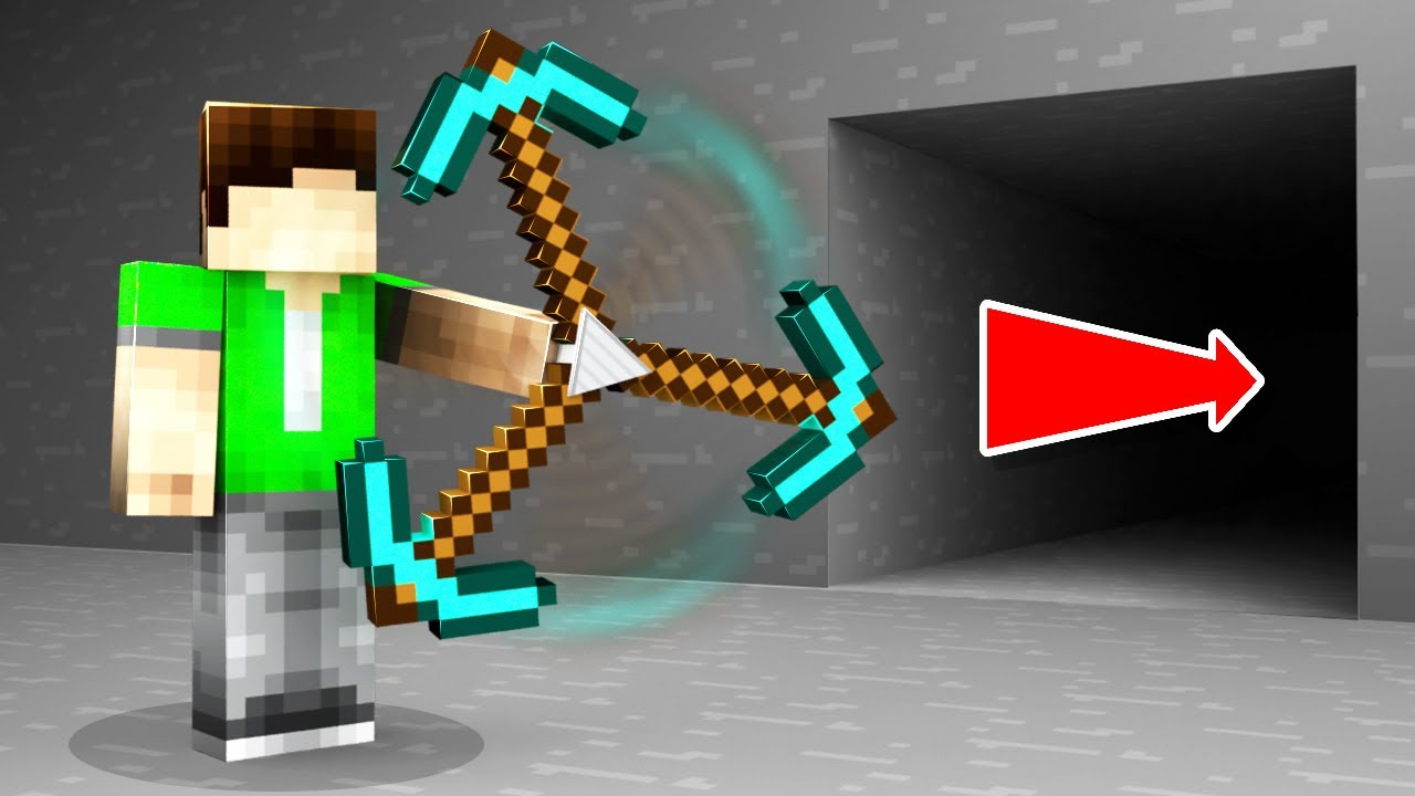 9 Minecraft Pickaxes that Everyone Wants in Minecraft! thumbnail