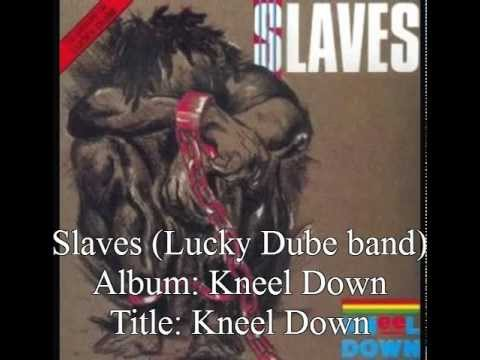 Lucky Dube Band: Slaves - Kneel Down