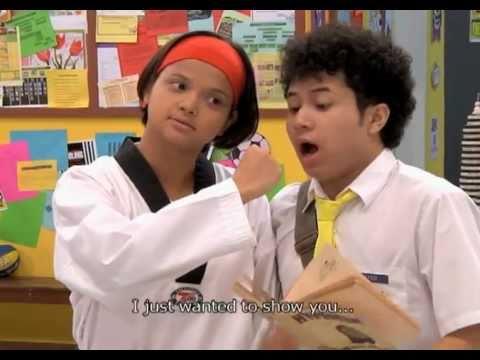 Syed the Hypnotist - Waktu Rehat - Disney Channel Asia