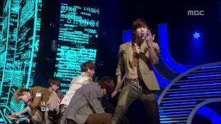 SHINee - Sherlock, 샤이니 - 셜록, Music Core 20120421