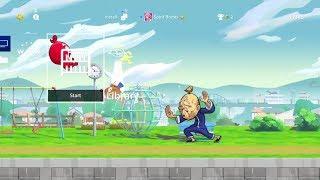Kedama no Gonjiro: Fit And Run PSPlus PS4 Theme [JAPAN]