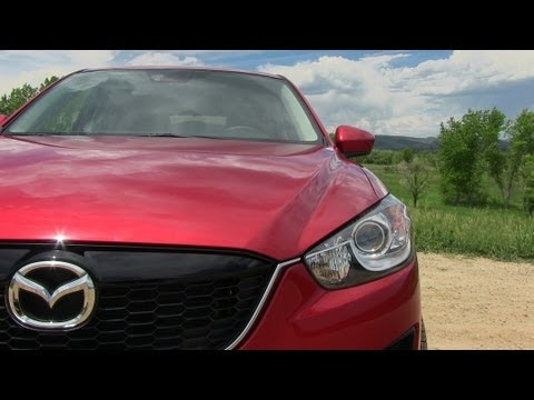 2014 mazda cx 5 grand touring mile high 0 60 mph test youtube. Black Bedroom Furniture Sets. Home Design Ideas