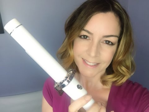 8c2cd536e01d T3 Twirl 360 smart automatic curling iron review - YouTube