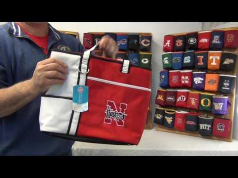 Nebraska Cornhuskers NCAA Tote Bag
