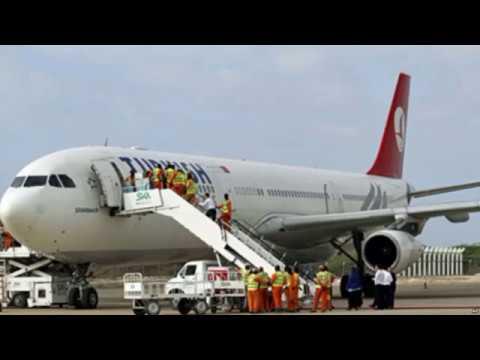 Turkish Airlines iyo Dhaqan xumada Somalida!