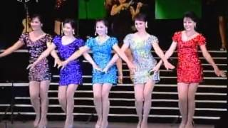 North Korean sexy girls' song:
