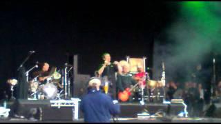 Ian Brown - Own Brain @ Rockness 2010