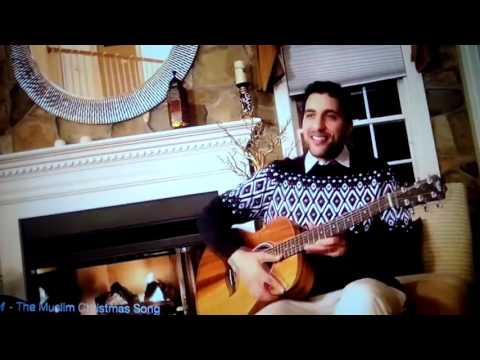 Raef-The Muslim Christmas song (Deck the halls cover)
