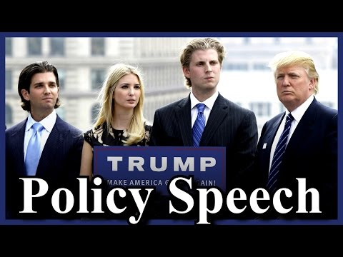 Donald Trump Monessen Pennsylvania Alumisource Policy Speech Economy FULL STREAM HD [AMAZING]