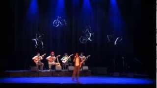 Cuarteto Ricacosa - Apartei (en vivo, con Adriana Varela)