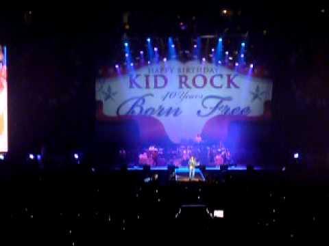 Guess I'm Frickin 40 - Kid Rock Birthday Bash