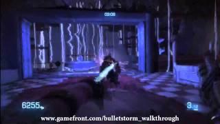 Bulletstorm Echoes Walkthrough - The Storm