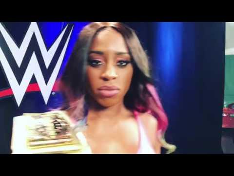 Naomi • WWE Instagram - YouTube
