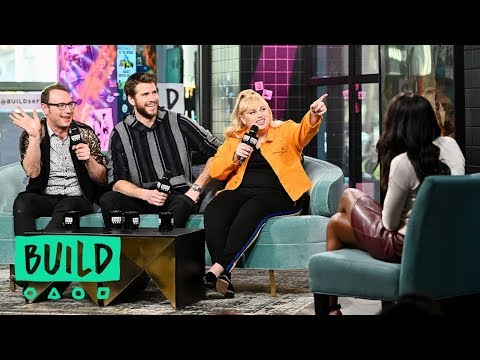 "Rebel Wilson, Liams Hemsworth & Brandon Scott Jones On Their New Rom-Com, ""Isn't It Romantic"""