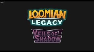 Roblox Loomian Legacy our first badge