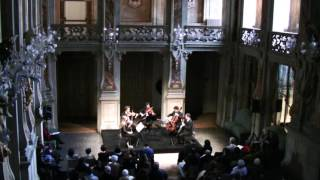 W.A.Mozart - Quintet kv.581 for basset clarinet and string quartet - 2.mov