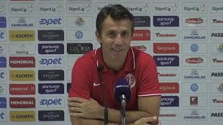 Bülent Korkmaz'ın maç sonu açıklamaları | Antalyaspor 2-2 Kayserispor