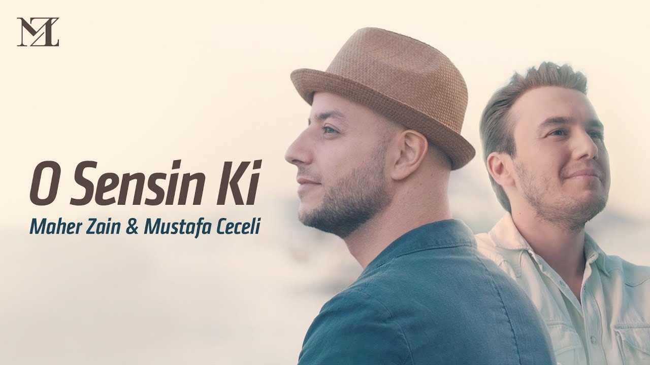 Maher Zain Mustafa Ceceli O Sensin Ki Turkish Version Youtube
