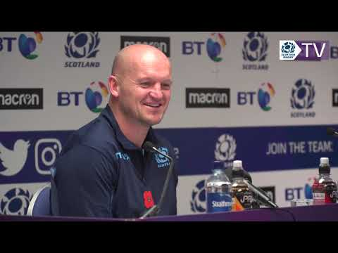 Fiji Press Conference | Gregor and Greig