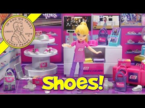 Skechers Shoe Store miWorld Real World, Jakks Pacific
