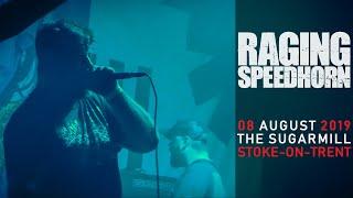 RAGING SPEEDHORN - OH HOW THE GREAT HAVE FALLEN...