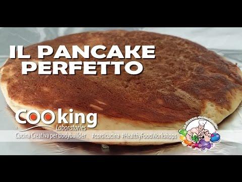 Il pancake perfetto.