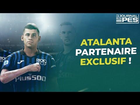 PES 2022 : L'Atalanta, partenaire exclusif ! (Bergamino sur FIFA 22)