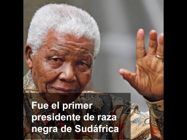 Hoy se celebra el día internacional de Nelson Mandela, Premio Nobel de la Paz en 1993.