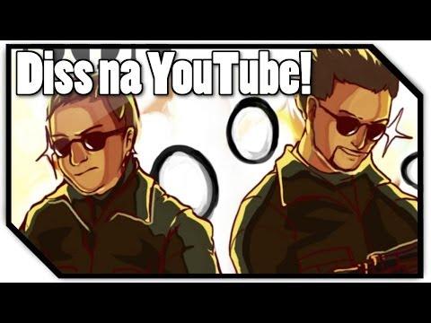 gimper i rojo diss na youtube