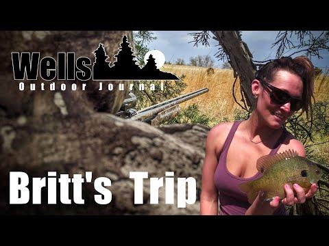 Nebraska Turkey Hunt - Britt's Trip
