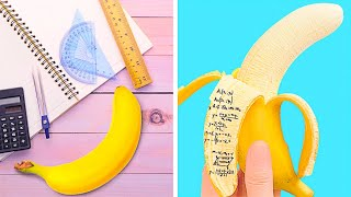 35 SECRET HIGH SCHOOL HACKS || Back To School Ideas And Tricks