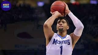 Dedric Lawson is KU's BEST Player! | Next Ones | 2016-2017 Memphis Tigers Highlights |
