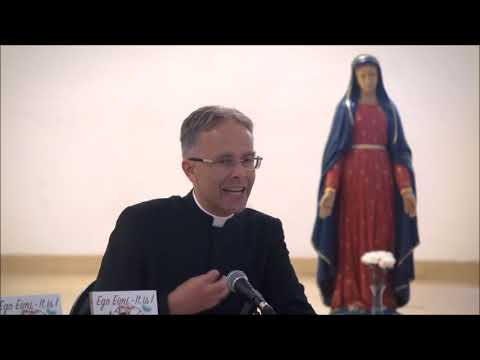 Juventutem Eucharistic Conference 2: The Real Presence ~ Fr Armand de Malleray, FSSP