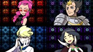 Pokémon XY    Elite Four Remix   