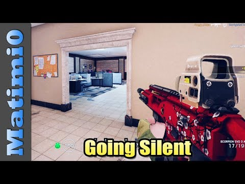 Going Silent - Rainbow Six Siege