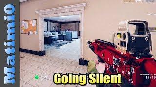 Going Silent - Rainbow Six Siege
