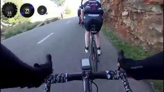Port Pollensa , Formentor 1st Clmb , Mallorca Cycling 2016