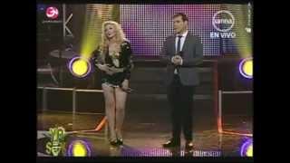 YO SOY PERU 16-07-2012 - Christina Aguilera