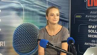 Educatie Financiara - Invitat Roxana Bucur