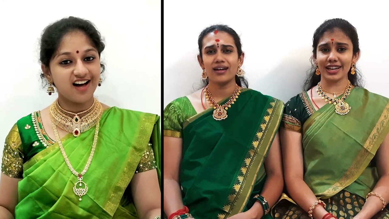 Srichakra raja Simhasaneswari || S.Aishwarya & S. Saundarya || Srilalitha Singer