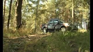 Тест-драйв Nissan Navara 2012