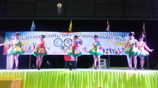 Cover dance เพลงสปาบ้านทุ่ง by สาวๆอบต.สำนักท้อน