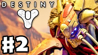 Destiny - Gameplay Walkthrough Part 2 - The Darkness Within and The Warmind (PS4, Xbox One)