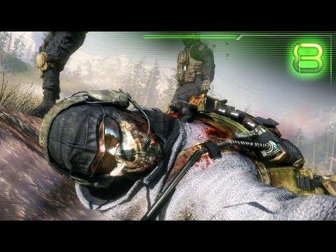 Modern Warfare 2 Campaign - Part 8 - RIP Ghost...