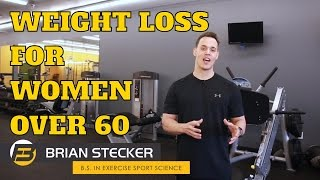 The Best Methods and Facts About Weight Loss for Women Over 60