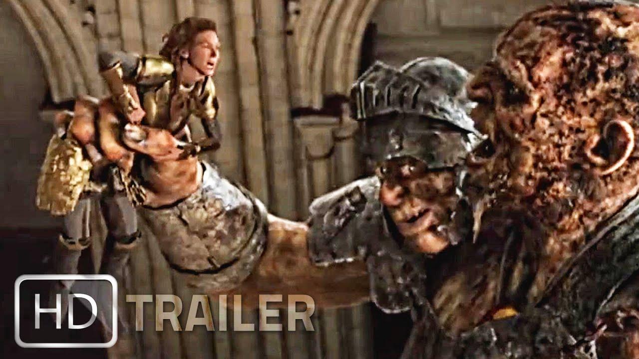 JACK AND THE GIANTS 3D Trailer German Deutsch HD 2013