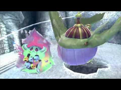 Reacción Radio Blodec Kid Icarus Uprising E3 2010