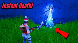 INSTANT KILL glitch in fortnite (New) Fortnite glitches season 8 PS4/Xbox 2019
